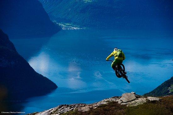 fjora - Traumfjord in Norwegen