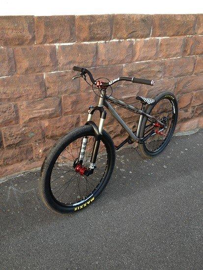 Leafcycles Custom #1