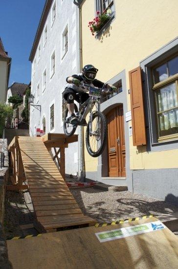 Meissner City Downhill 2012