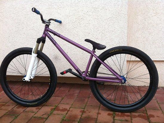 Ns Majesty purple
