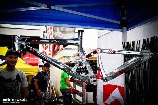 Eurobike 2012 Banshee 2013-16