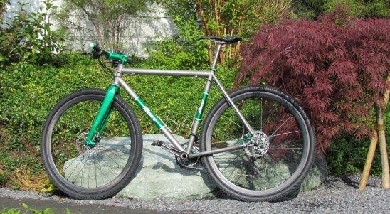 Alliance Bicycles TITANIUM