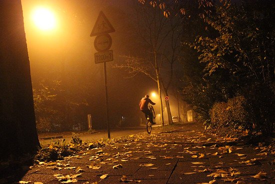 BunnyHop im Nebel