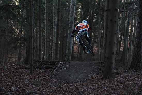 Winter Riding - Hupferl