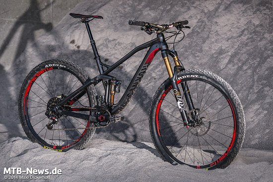 Canyon Spectral 29-21