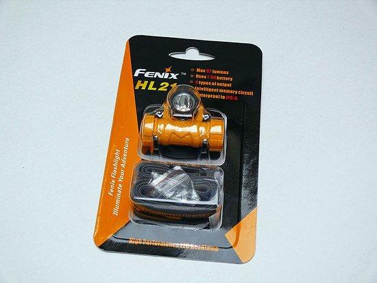 Fenix HL21 web