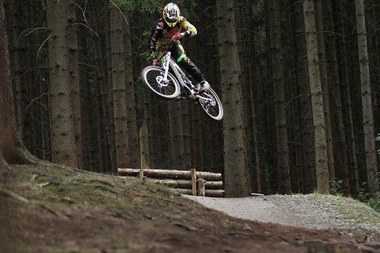Long Road Gap in Ilmenau-Rick Balbierer