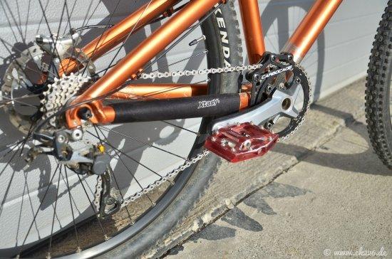 Hardtail Prototyp 2012 - Foto: Christiane Graf