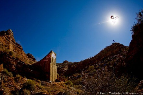 Cam McCaul Canyon Gap Rampage 2012
