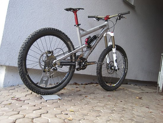 Canyon Torque FR 8.0 2009 Custom
