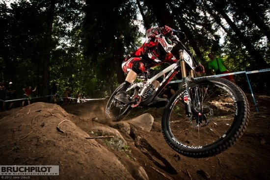 Aaron Gwin Val di Sole Worldcup