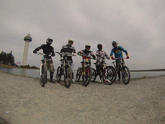 AGS Crew in Willingen