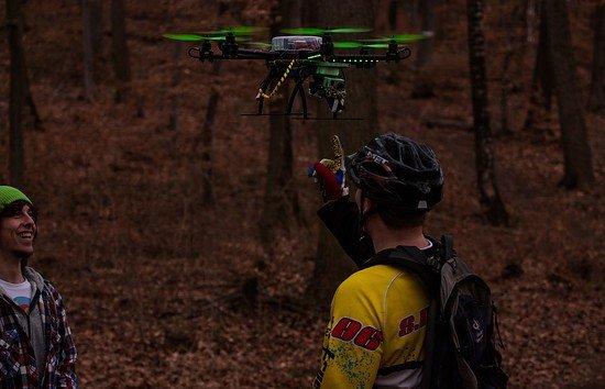 Kickach2013-Hexacopter