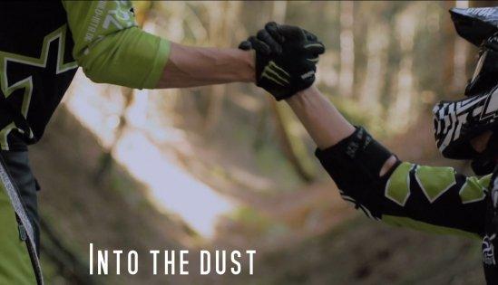 Titelbild - Into the dust