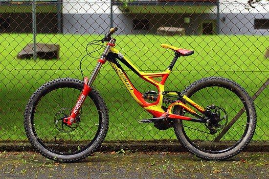 Specialized Demo 8.2 2012 Custom