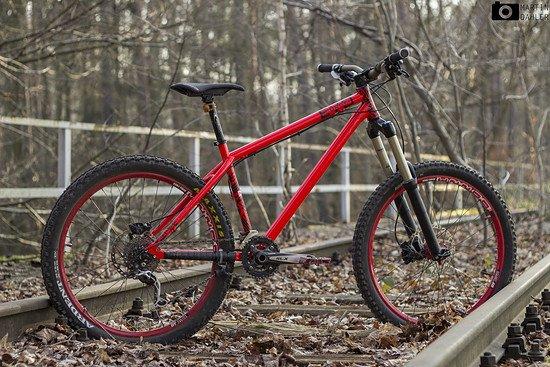 Surge EVO 2014   NS Bikes