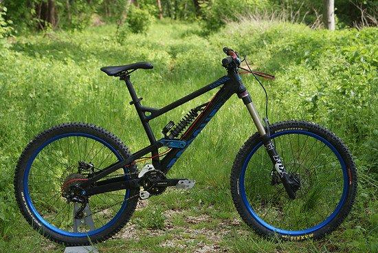 Canyon Torque FRX 2012