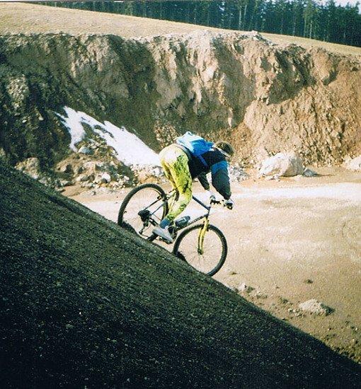 1990 centurion rocky sport