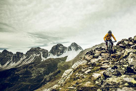 Bike-Mountaineering