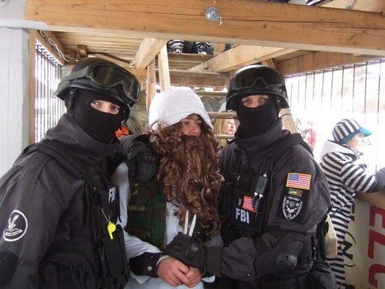 Osama festgenommen