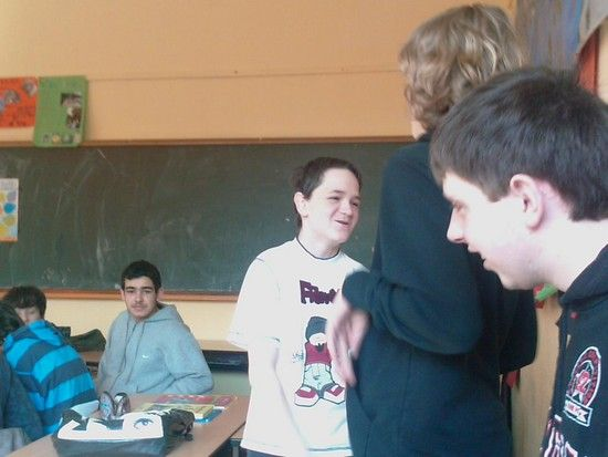 Meine alte Klasse :D