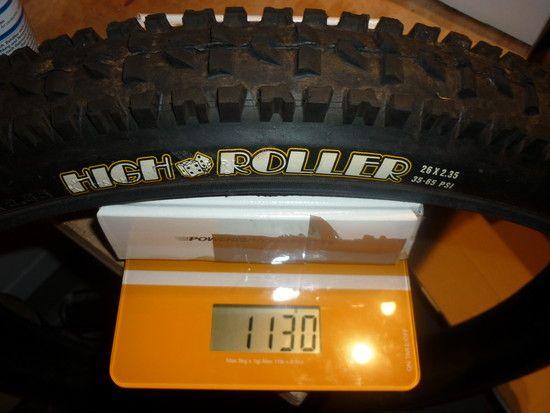Maxxis HighRoller 2,35 2ply 42a