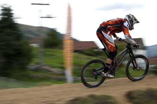 DH WC 2011 LaBresse