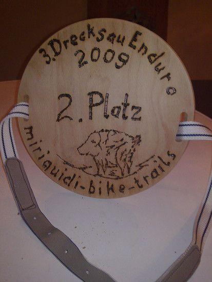 2.Platz Frank Schneider