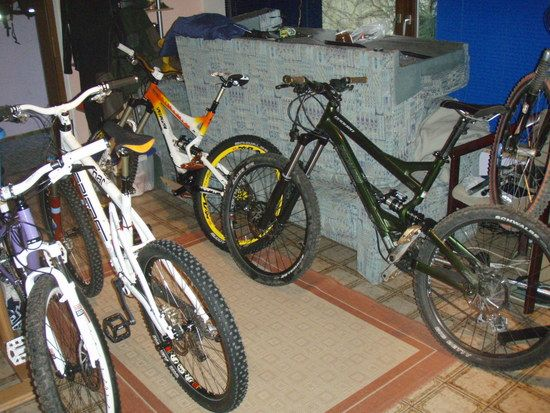 Fahrradwinterzimmer