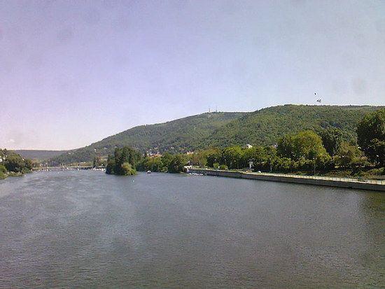 Neckar und Königstuhl!