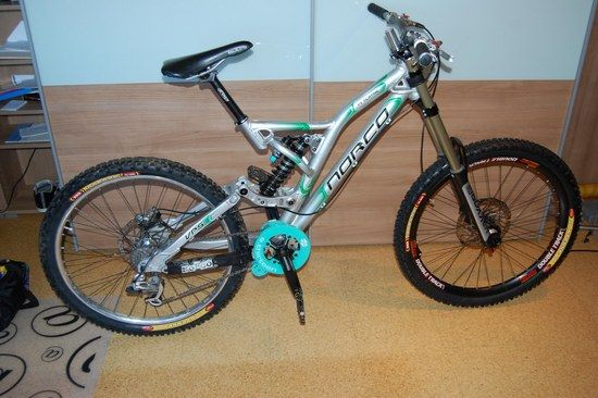 Mein neues Norco