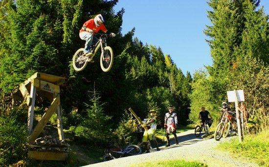 Saalbach Hinterglemm ProLine RoadGap