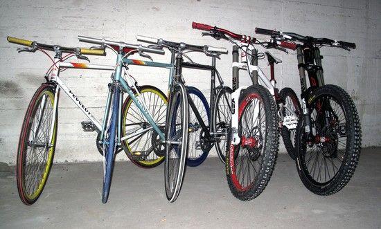 2 bros - 5 rides