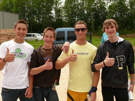 open day@Ghost-Bikes in Waldsassen