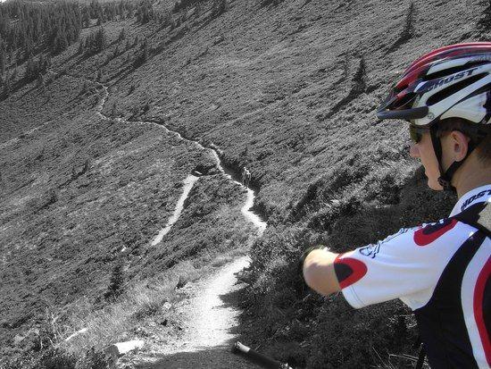 Der Weg ist das Ziel - Asitz Trail