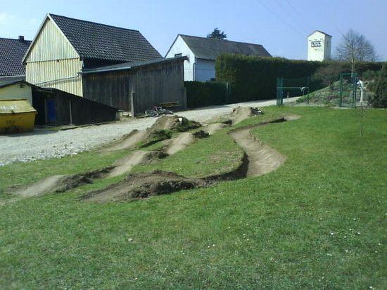 Garten Track