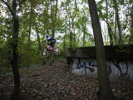 Bunker-Kante