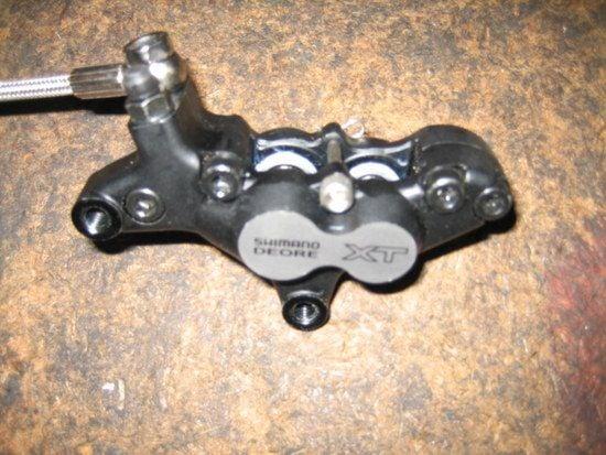 Zu Verkaufen!! Shimano XT vierkolben Disc Brake