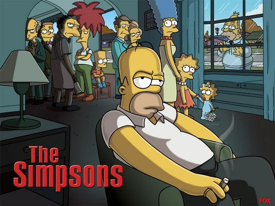 simpsons desktop 1024x768