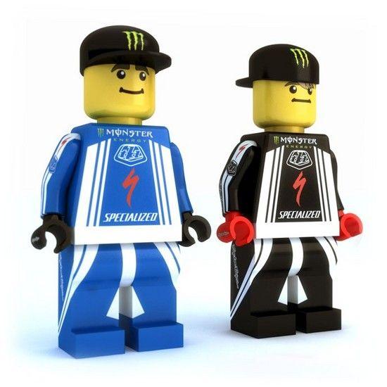 LEGO TeamMonster