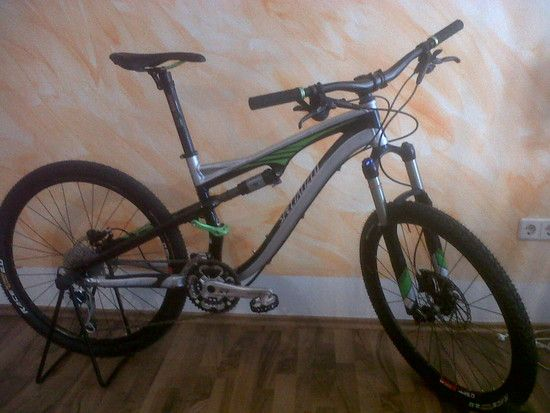 Specialized Camber Fsr Expert 2011