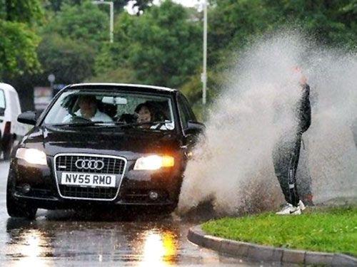 car-shower