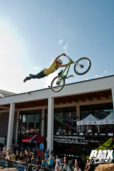 Superman Eurobike 2011