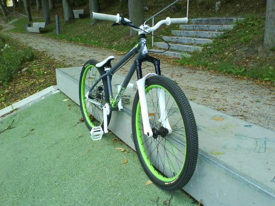 NS-Bikes Metropolis <3