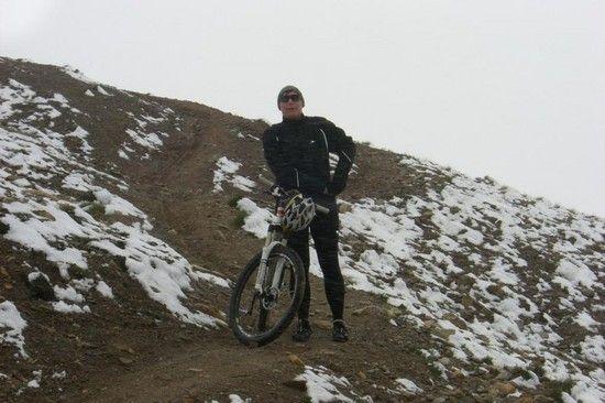 h Abstieg vom Chachauna Pass