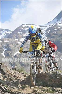 Mega Alpe d' Huez 2010