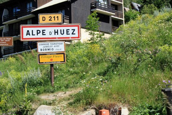 Alpe d' Huez