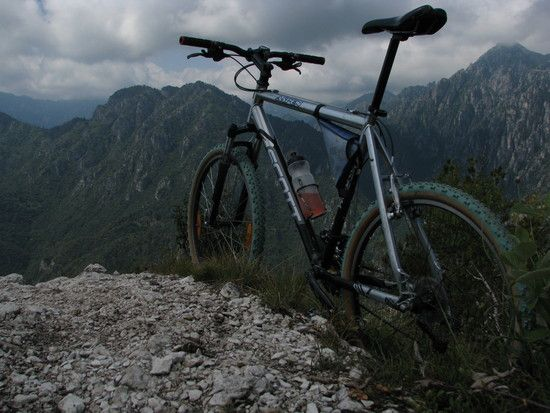 Gardasee 21 mit Leih-Bike