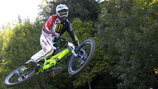 Brendon Fairclough jump 2