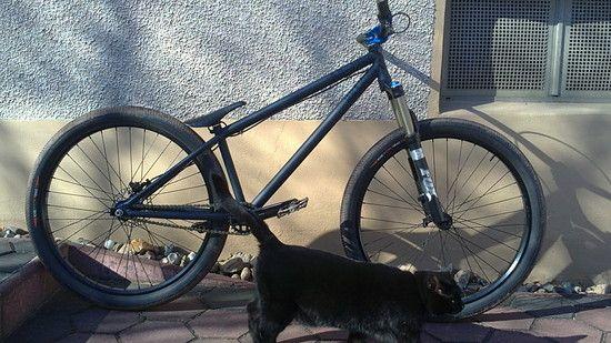 Muschi und Rad <3
